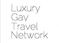 Luxury Gay Travel Network Logo